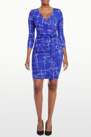 Antoinette Triangle Dress