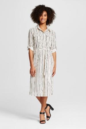 midi-shirt-dress