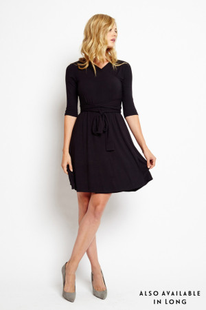 Sutton Wrap Dress