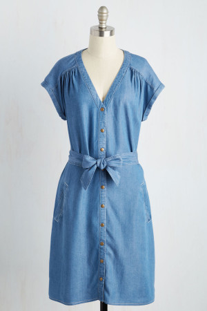 chambray all day